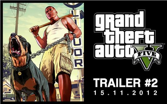 GTA V Trailer #2 coming Nov 15 – GTAMP com